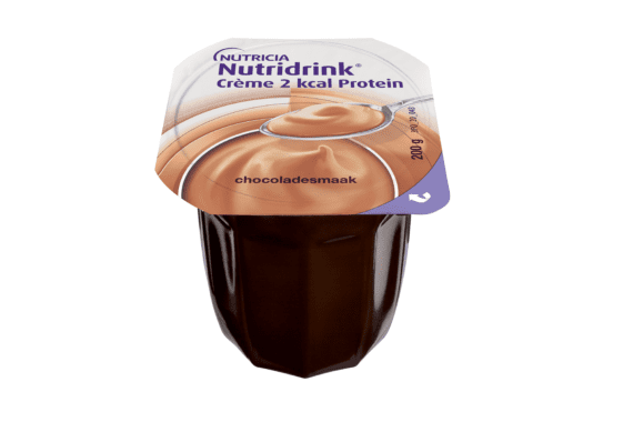 Nieuw in ons assortiment: Nutridrink Crème 2 kcal Protein